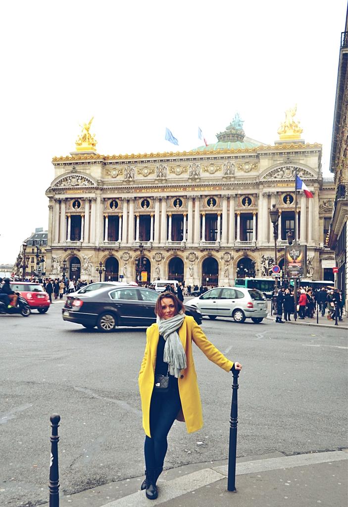 PARIS OPÉRA ACADÉMIE NATIONALE DE MUSIQUE