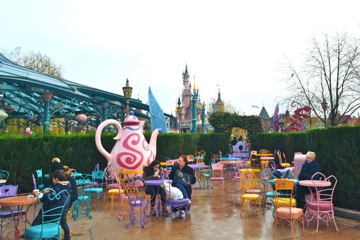 DISNEYLAND PARIS TERRACE