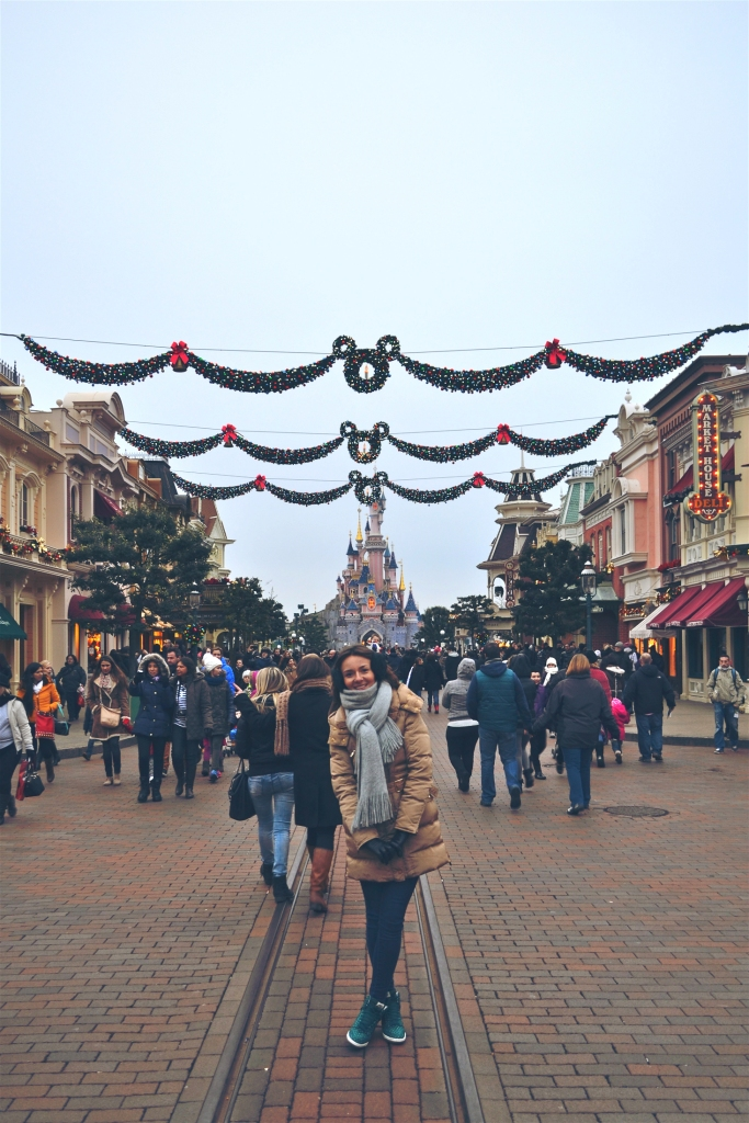 DISNEYLAND PARIS MYSELF