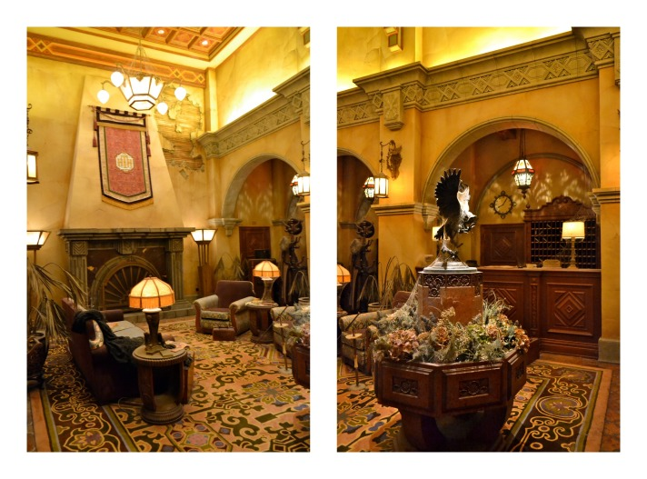 Reception at The Twilight Zone, Tower of Terror