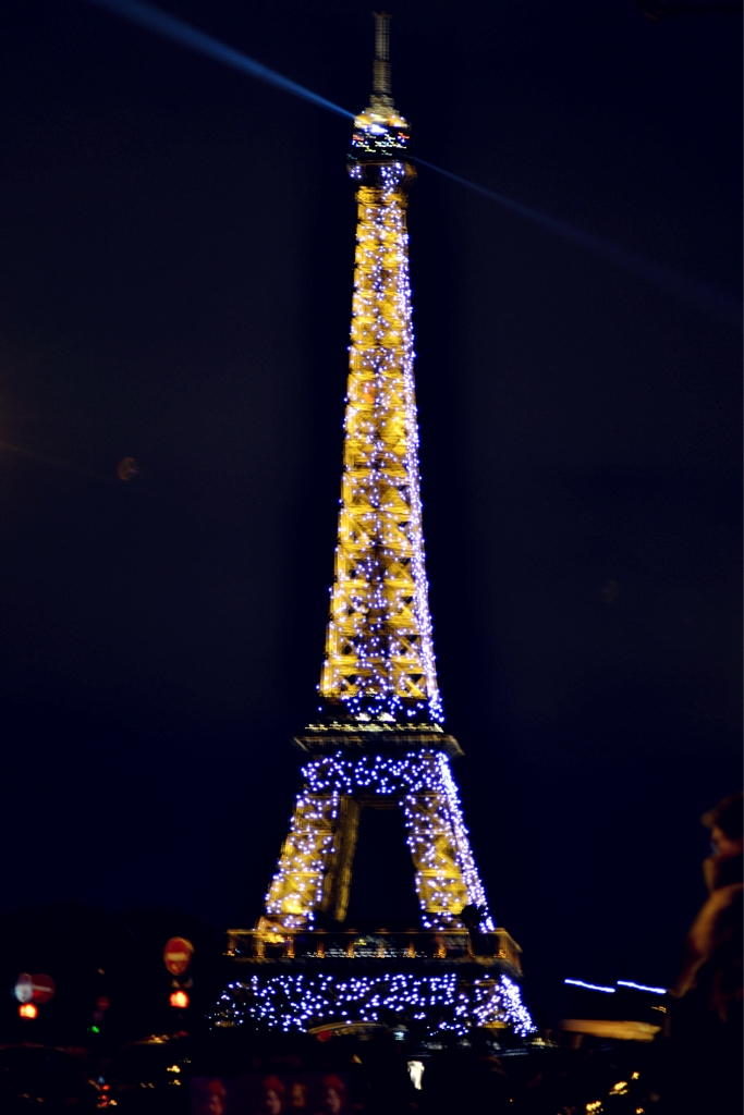 TOUR EIFFEL ILLUMINATIONS