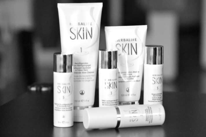 SKIN PRODUCTS BY HERBALIFE