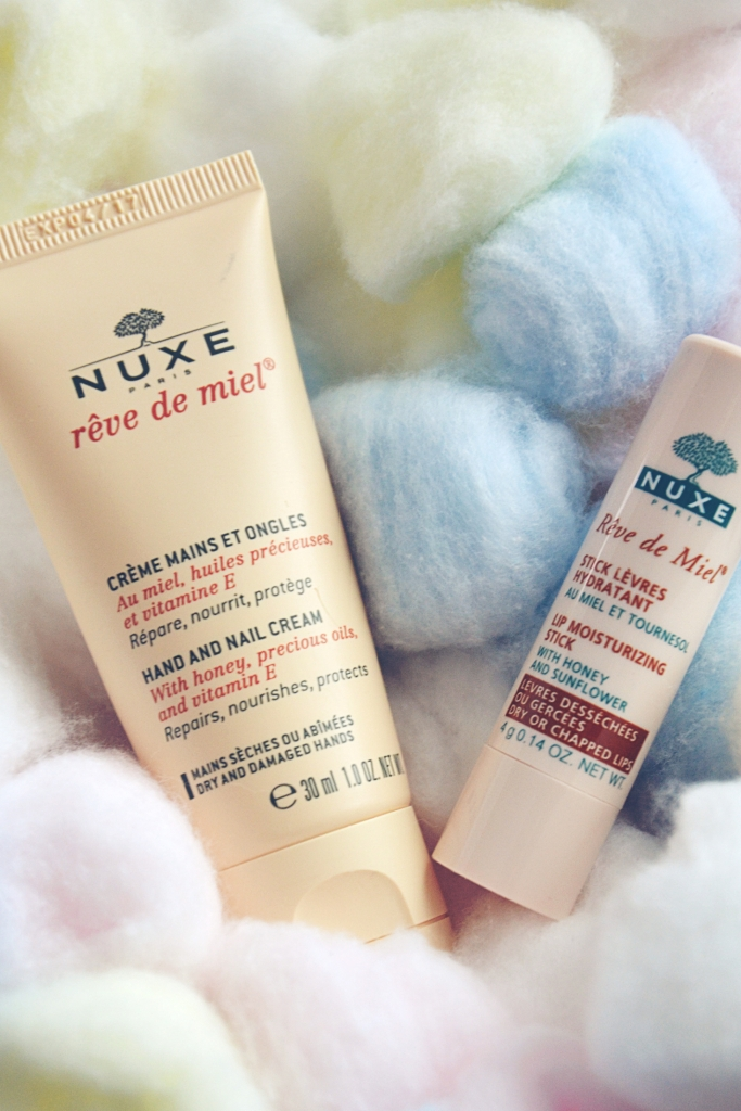 SKIN CARE PRODUCTS NUXE PRODUITS