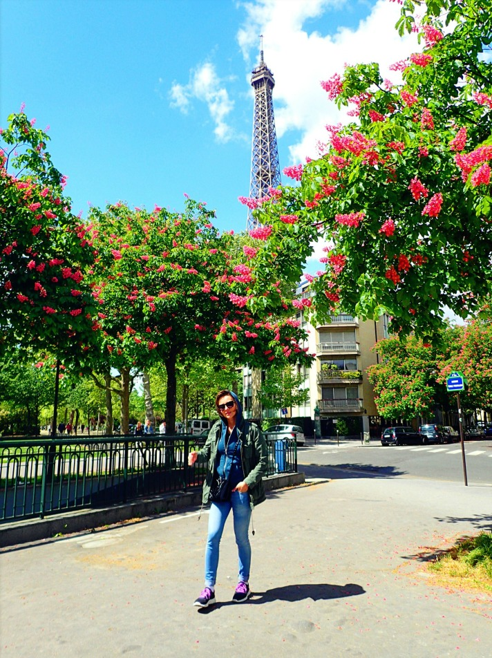 SPRING IN PARIS TOUR EIFFEL 3