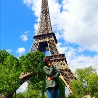 SPRING IN PARIS | BONJOUR TOUR EIFFEL